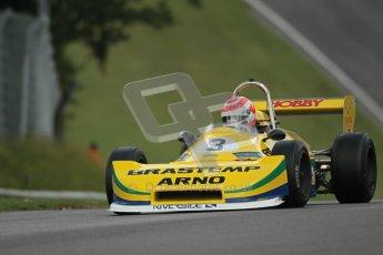 © 2012 Octane Photographic Ltd. HSCC Historic Super Prix - Brands Hatch - 30th June 2012. HSCC - Classic Formula 3 - Qualifying. David Shaw - Ralt RT1. Digital Ref: 0381lw1d8303