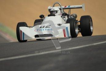 © 2012 Octane Photographic Ltd. HSCC Historic Super Prix - Brands Hatch - 30th June 2012. HSCC - Classic Formula 3 - Qualifying. Graham Kiddy - Dastle Mk.10. Digital Ref: 0381lw1d8317