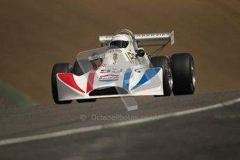 © 2012 Octane Photographic Ltd. HSCC Historic Super Prix - Brands Hatch - 30th June 2012. HSCC - Classic Formula 3 - Qualifying. Christopher Drake - March 743, Digital Ref: 0381lw1d8366