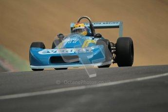 © 2012 Octane Photographic Ltd. HSCC Historic Super Prix - Brands Hatch - 30th June 2012. HSCC - Classic Formula 3 - Qualifying. Keith White - Ralt RT1. Digital Ref: 0381lw1d8408