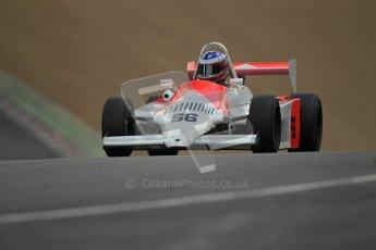 © 2012 Octane Photographic Ltd. HSCC Historic Super Prix - Brands Hatch - 30th June 2012. HSCC - Classic Formula 3 - Qualifying. Patrick D'Aubreby - Ralt RT3. Digital Ref: 0381lw1d8434