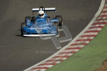 © 2012 Octane Photographic Ltd. HSCC Historic Super Prix - Brands Hatch - 30th June 2012. HSCC - Classic Formula 3 - Qualifying. Jp Eynard Machet - Martini Mk.31. Digital Ref: 0381lw1d8480