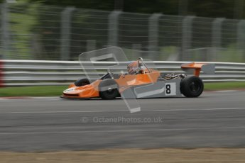 © 2012 Octane Photographic Ltd. HSCC Historic Super Prix - Brands Hatch - 30th June 2012. HSCC Classic Formula 3 - Qualifying. Garry Diver - March 79B. Digital Ref: 0377lw7d4292