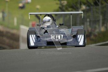 © 2012 Octane Photographic Ltd. HSCC Historic Super Prix - Brands Hatch - 30th June 2012. HSCC Derek Bell Trophy - Qualifying. John Harrison - Mallock Mk21. Digital Ref : 0376lw1d0023