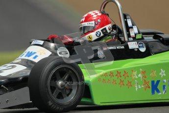 © 2012 Octane Photographic Ltd. HSCC Historic Super Prix - Brands Hatch - 30th June 2012. HSCC Derek Bell Trophy - Qualifying. Fabrice Notari - Ralt RT3. Digital Ref : 0376lw1d0065