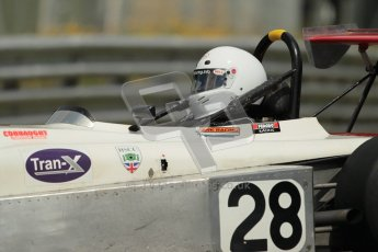 © 2012 Octane Photographic Ltd. HSCC Historic Super Prix - Brands Hatch - 30th June 2012. HSCC Derek Bell Trophy - Qualifying. Ian Mitchell - CTG Mk.8. Digital Ref : 0376lw1d0077