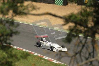© 2012 Octane Photographic Ltd. HSCC Historic Super Prix - Brands Hatch - 30th June 2012. HSCC Derek Bell Trophy - Qualifying. Ian Mitchell - CTG Mk.8. Digital Ref : 0376lw1d0125