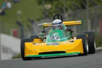 © 2012 Octane Photographic Ltd. HSCC Historic Super Prix - Brands Hatch - 30th June 2012. HSCC Derek Bell Trophy - Qualifying. Paola Barilla - Martini Mk.34. Digital Ref : 0376lw1d9808