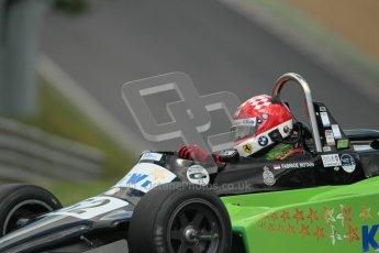 © 2012 Octane Photographic Ltd. HSCC Historic Super Prix - Brands Hatch - 30th June 2012. HSCC Derek Bell Trophy - Qualifying. Fabrice Notari - Ralt RT3. Digital Ref : 0376lw1d9866