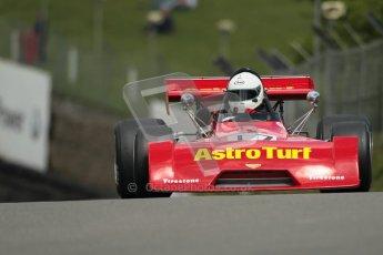 © 2012 Octane Photographic Ltd. HSCC Historic Super Prix - Brands Hatch - 30th June 2012. HSCC Derek Bell Trophy - Qualifying. M.Bletsoe-Brown - Chevron B27. Digital Ref : 0376lw1d9888
