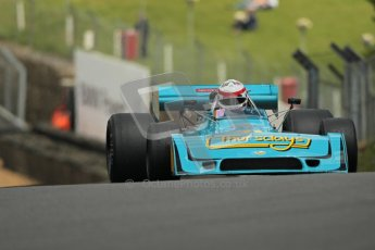 © 2012 Octane Photographic Ltd. HSCC Historic Super Prix - Brands Hatch - 30th June 2012. HSCC Derek Bell Trophy - Qualifying. Simon Taylor - Chevron B28. Digital Ref : 0376lw1d9937