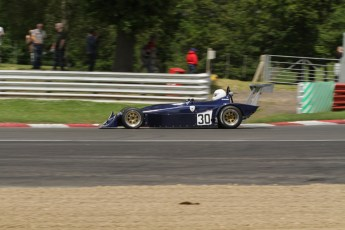 © 2012 Octane Photographic Ltd. HSCC Historic Super Prix - Brands Hatch - 30th June 2012. HSCC - Derek Bell Trophy - Qualifying. John Harrison - Mallock Mk.20/21. Digital Ref: 0381lw7d4881