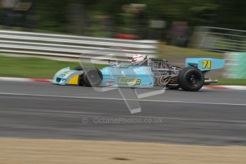 © 2012 Octane Photographic Ltd. HSCC Historic Super Prix - Brands Hatch - 30th June 2012. HSCC - Derek Bell Trophy - Qualifying. Simon Taylor - Chevron B28. Digital Ref: 0381lw7d5018