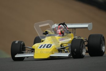© 2012 Octane Photographic Ltd. HSCC Historic Super Prix - Brands Hatch - 30th June 2012. HSCC Grandstand Motor Sport Historic Formula 2 - Qualifying. Darwin Smith - March 722. Digital Ref: 0377lw1d8920