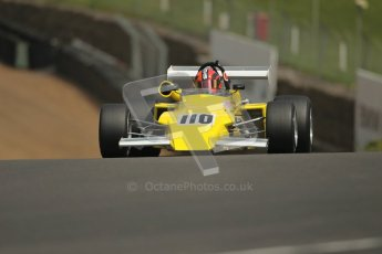 © 2012 Octane Photographic Ltd. HSCC Historic Super Prix - Brands Hatch - 30th June 2012. HSCC Grandstand Motor Sport Historic Formula 2 - Qualifying. Darwin Smith - March 722. Digital Ref: 0377lw1d8958