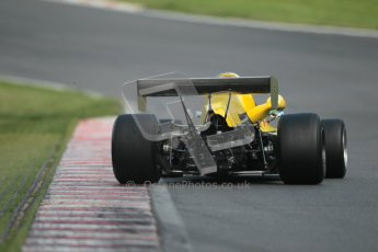 © 2012 Octane Photographic Ltd. HSCC Historic Super Prix - Brands Hatch - 30th June 2012. HSCC Grandstand Motor Sport Historic Formula 2 - Qualifying. Darwin Smith - March 722. Digital Ref: 0377lw1d9223