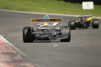 © 2012 Octane Photographic Ltd. HSCC Historic Super Prix - Brands Hatch - 30th June 2012. HSCC Grandstand Motor Sport Historic Formula 2 - Qualifying. Digital Ref: 0377lw1d9315