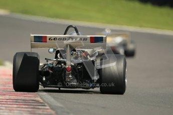 © 2012 Octane Photographic Ltd. HSCC Historic Super Prix - Brands Hatch - 30th June 2012. HSCC Grandstand Motor Sport Historic Formula 2 - Qualifying. Digital Ref: 0377lw1d9321