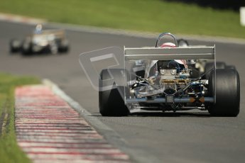 © 2012 Octane Photographic Ltd. HSCC Historic Super Prix - Brands Hatch - 30th June 2012. HSCC Grandstand Motor Sport Historic Formula 2 - Qualifying. Digital Ref: 0377lw1d9324