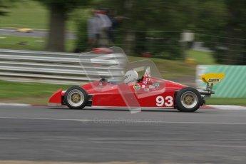 © 2012 Octane Photographic Ltd. HSCC Historic Super Prix - Brands Hatch - 30th June 2012. HSCC Grandstand Motor Sport Historic Formula 2 - Qualifying. Digital Ref: 0377lw7d4402