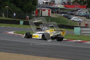 © 2012 Octane Photographic Ltd. HSCC Historic Super Prix - Brands Hatch - 30th June 2012. HSCC Historic Formula 2 - Qualifying. Hans Peter - Ralt RT1. Digital Ref: 0381lw7d4838
