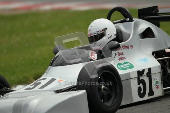 © 2012 Octane Photographic Ltd. HSCC Historic Super Prix - Brands Hatch - 1st July 2012. HSCC - Historic Formula Ford 2000 - Qualifying. Stuart Olley - Delta T79. Digital Ref: 0385lw1d1425