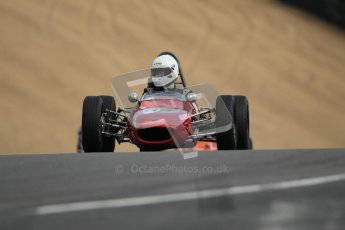 © 2012 Octane Photographic Ltd. HSCC Historic Super Prix - Brands Hatch - 1st July 2012. HSCC - Historic Formula Ford - Qualifying. Alan Fairbrother - Merlyn Mk.20. Digital Ref: 0383lw1d0633