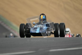 © 2012 Octane Photographic Ltd. HSCC Historic Super Prix - Brands Hatch - 1st July 2012. HSCC - Historic Formula Ford - Qualifying. James Buckton - Elden Mk.8. Digital Ref: 0383lw1d0641