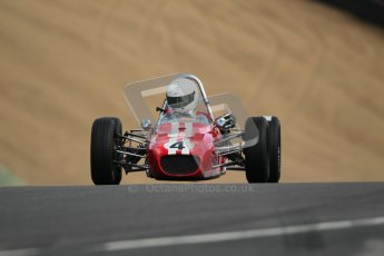 © 2012 Octane Photographic Ltd. HSCC Historic Super Prix - Brands Hatch - 1st July 2012. HSCC - Historic Formula Ford - Qualifying. Maxim Bartell - Merlyn Mk.20A. Digital Ref: 0383lw1d0647