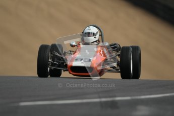 © 2012 Octane Photographic Ltd. HSCC Historic Super Prix - Brands Hatch - 1st July 2012. HSCC - Historic Formula Ford - Qualifying. David Innes - Titan Mk.6. Digital Ref: 0383lw1d0684