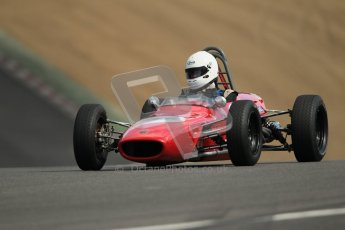 © 2012 Octane Photographic Ltd. HSCC Historic Super Prix - Brands Hatch - 1st July 2012. HSCC - Historic Formula Ford - Qualifying. Alan Fairbrother - Merlyn Mk.20. Digital Ref: 0383lw1d0719