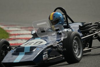© 2012 Octane Photographic Ltd. HSCC Historic Super Prix - Brands Hatch - 1st July 2012. HSCC - Historic Formula Ford - Qualifying. James Buckton - Elden Mk.8. Digital Ref: 0383lw1d0827