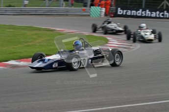 © 2012 Octane Photographic Ltd. HSCC Historic Super Prix - Brands Hatch - 1st July 2012. HSCC - Historic Formula Ford - Qualifying. James Buckton - Elden Mk.8. Digital Ref: 0383lw7d5268