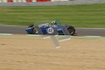 © 2012 Octane Photographic Ltd. HSCC Historic Super Prix - Brands Hatch - 30th June 2012. HSCC - Lurani Trophy - Qualifying. Callum Macleod - Caravelle III. Digital Ref: 0382lw7d4444