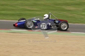 © 2012 Octane Photographic Ltd. HSCC Historic Super Prix - Brands Hatch - 30th June 2012. HSCC - Lurani Trophy - Qualifying. James owen - Elva 200. Digital Ref: 0382lw7d4494