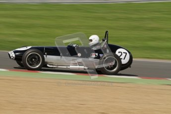 © 2012 Octane Photographic Ltd. HSCC Historic Super Prix - Brands Hatch - 30th June 2012. HSCC - Lurani Trophy - Qualifying. Chris Featherstone - Gemini Mk.2. Digital Ref: 0382lw7d4500