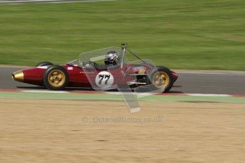 © 2012 Octane Photographic Ltd. HSCC Historic Super Prix - Brands Hatch - 30th June 2012. HSCC - Lurani Trophy - Qualifying. Marc Amez-Droz - Brabham BT6. Digital Ref: 0382lw7d4573