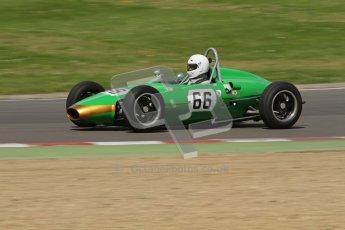 © 2012 Octane Photographic Ltd. HSCC Historic Super Prix - Brands Hatch - 30th June 2012. HSCC - Lurani Trophy - Qualifying. Alex Morton - Ausper T3. Digital Ref: 0382lw7d4625