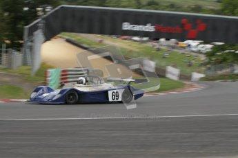 © 2012 Octane Photographic Ltd. HSCC Historic Super Prix - Brands Hatch - 30th June 2012. HSCC - Martini Trophy with SuperSports - Practice. Kalb - March 76S. Digital Ref: 0376lw7d4751