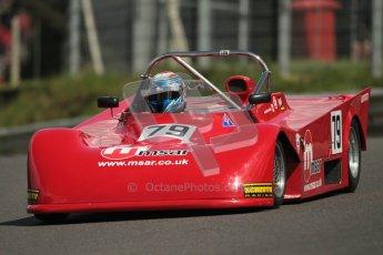 © 2012 Octane Photographic Ltd. HSCC Historic Super Prix - Brands Hatch - 30th June 2012. HSCC - Martini Trophy with SuperSports - Qualifying. Sanders - Tiga SC79. Digital Ref: 0378lw1d9463