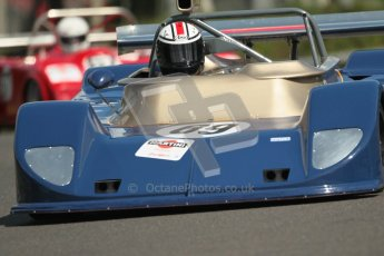 © 2012 Octane Photographic Ltd. HSCC Historic Super Prix - Brands Hatch - 30th June 2012. HSCC - Martini Trophy with SuperSports - Qualifying. Kalb - March 76S. Digital Ref: 0378lw1d9476