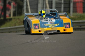 © 2012 Octane Photographic Ltd. HSCC Historic Super Prix - Brands Hatch - 30th June 2012. HSCC - Martini Trophy with SuperSports - Qualifying. Fleming - Chevron B36. Digital Ref: 0378lw1d9496