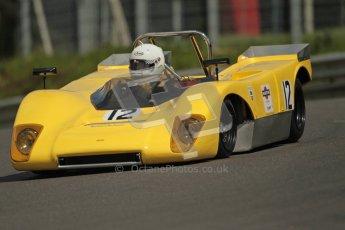 © 2012 Octane Photographic Ltd. HSCC Historic Super Prix - Brands Hatch - 30th June 2012. HSCC - Martini Trophy with SuperSports - Qualifying. Gathercole - Lola 212. Digital Ref: 0378lw1d9536