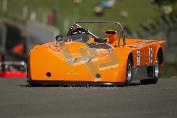 © 2012 Octane Photographic Ltd. HSCC Historic Super Prix - Brands Hatch - 30th June 2012. HSCC - Martini Trophy with SuperSports - Qualifying. Norris - Lola T492. Digital Ref: 0378lw1d9680