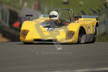 © 2012 Octane Photographic Ltd. HSCC Historic Super Prix - Brands Hatch - 30th June 2012. HSCC - Martini Trophy with SuperSports - Qualifying. Gathercole - Lola 212. Digital Ref: 0378lw1d9703