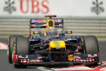 © 2012 Octane Photographic Ltd. Hungarian GP Hungaroring - Sunday 29th July 2012 - F1 Race. Red Bull RB8 - Sebastian Vettel. Digital Ref :