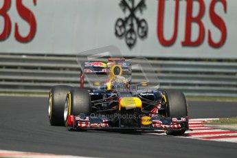 © 2012 Octane Photographic Ltd. Hungarian GP Hungaroring - Saturday 28th July 2012 - F1 Practice 3. Red Bull RB8 - Sebastian Vettel. Digital Ref : 0429lw1d6909