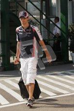 © 2012 Octane Photographic Ltd. Hungarian GP Hungaroring - Saturday 28th July 2012 - F1 Practice 3. Williams FW34 - Bruno Senna. Digital Ref : 0429lw7d5916
