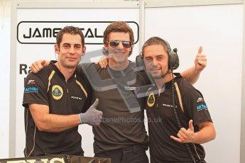 © 2012 Octane Photographic Ltd. Hungarian GP Hungaroring - Friday 27th July 2012 - Lotus GP - James Calado. Digital Ref : 0426cb7d9745