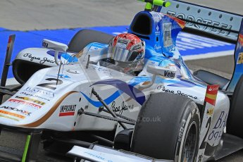 © 2012 Octane Photographic Ltd. Hungarian GP Hungaroring - Friday 27th July 2012 - GP2 Practice - Barwa Addax team - Josef Kral. Digital Ref : 0426cb7d9933